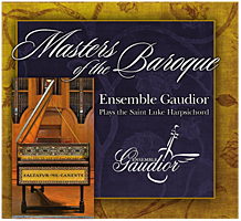 Masters of the Baroque (cover)